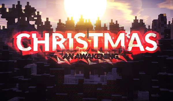 Christmas Anawakening Map for Minecraft 1.8