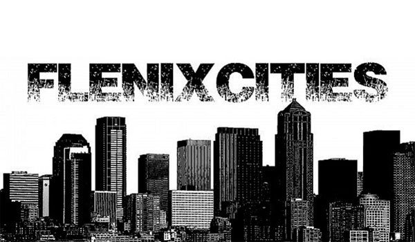 Flenix Cities Mod for Minecraft 1.7.10