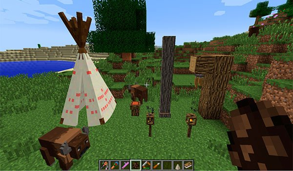 Totemic Mod for Minecraft 1.7.10