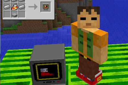 Minecraft Spielen Deutsch Minecraft Skins Fr Wii Bild - Skins fur minecraft minecraft auf den pc