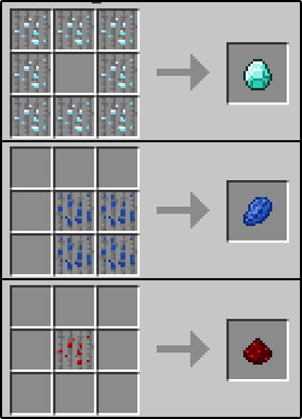 Growable Ores Minecraft Mods