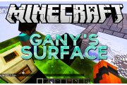 Gany's Surface Mod for Minecraft 1.11/1.10.2/1.9
