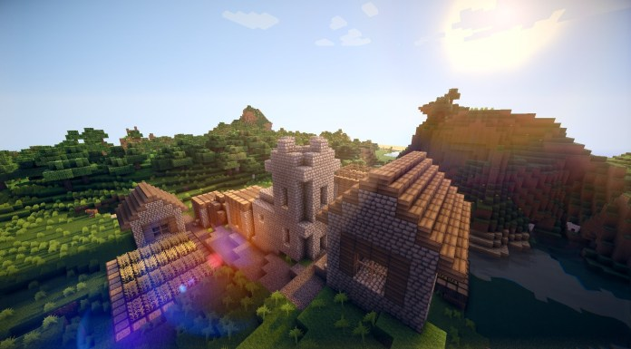 minecraft shaders mod 1.10