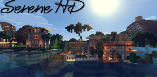 Serene HD Resource Pack