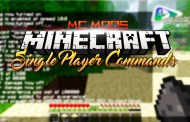 Single Player Commands Mod for Minecraft 1.11/1.10.2