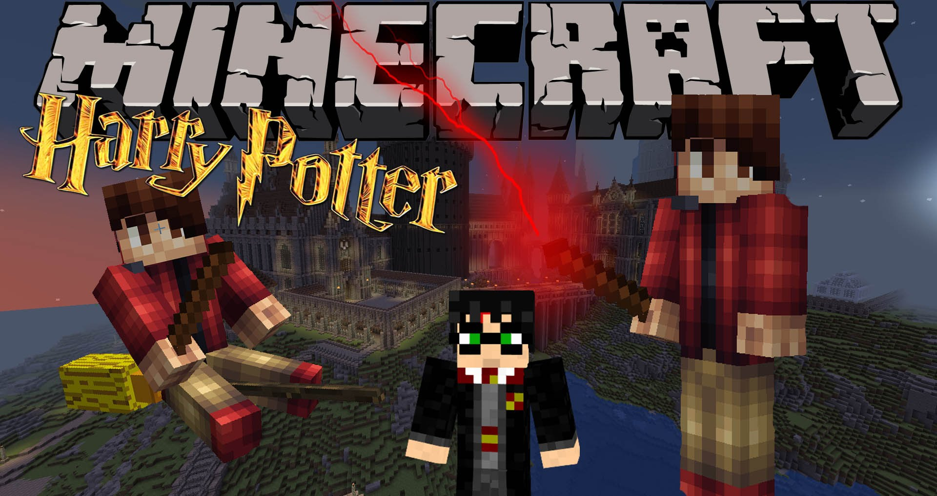 Harry Potter Mod For Minecraft 1710 MinecraftOre