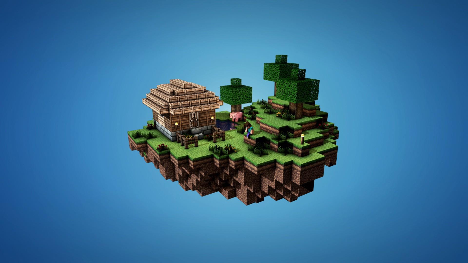 Top 10 Minecraft Wallpapers 3/10