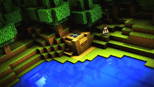 Top 10 Minecraft Wallpapers 6/10