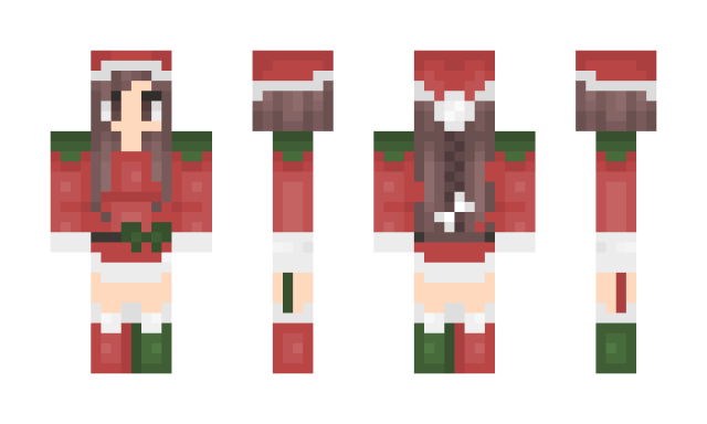 Minecraft Christmas Skin 7