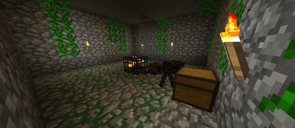 Minecraft 1 2 Seed: Spawn Inside Dungeon - Dungeons