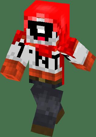 Explodingtnt Skin Minecraft Skins