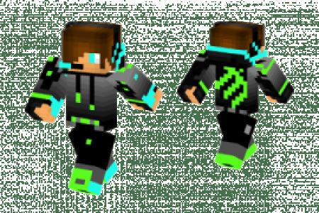 Minecraft Spielen Deutsch Monster Skins Fr Minecraft Bild - Monster skins fur minecraft
