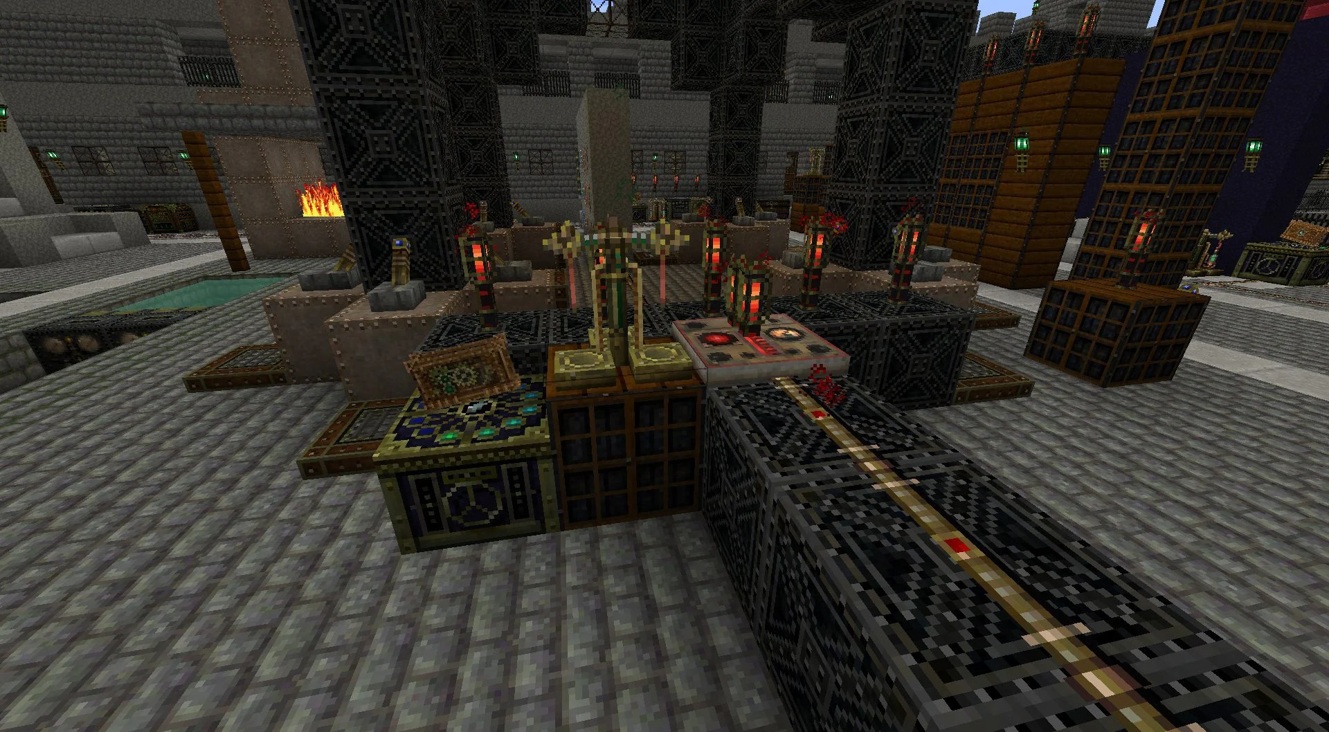 Glimmars Steampunk Pack Minecraft Texture Packs