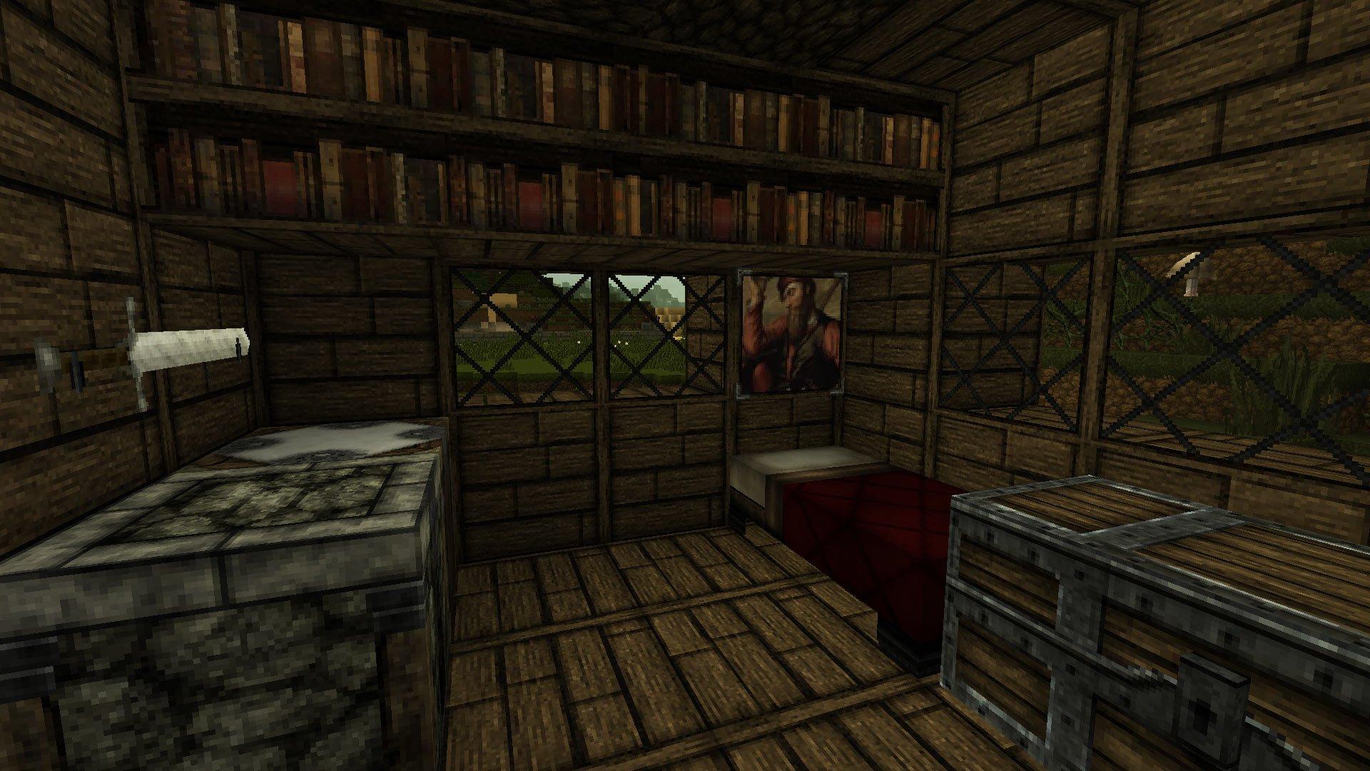 CrEaTiVeONEs Medieval ResourceTexture Pack Minecraft 18