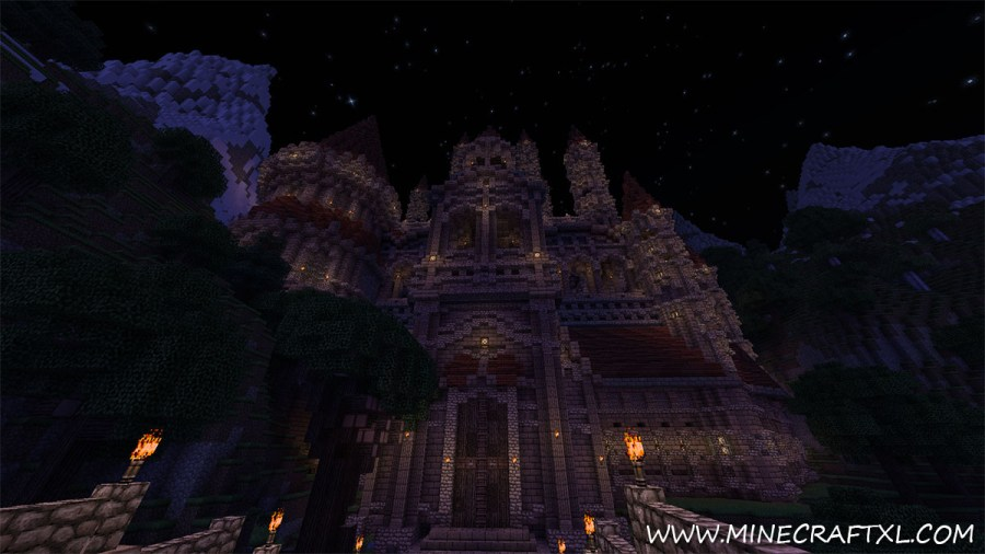 Wrath of the Fallen Adventure Map Download for Minecraft 1 7 2 1 6 4 Wrath of the Fallen Adventure Map