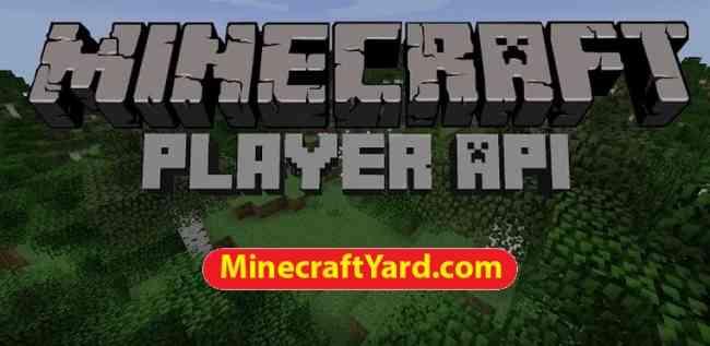 Player API for Minecraft 1.16.3/1.15.2