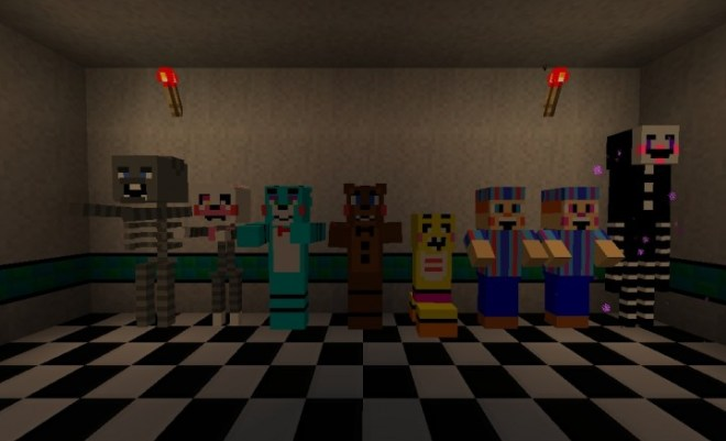 Five Nights at Freddy's 2 Resource Pack 2
