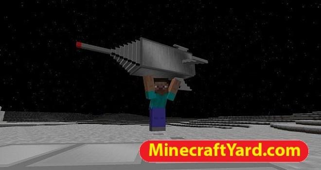 Galacticraft Mod 1