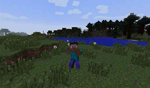 Mo' Bends Mod for Minecraft 1.8.8