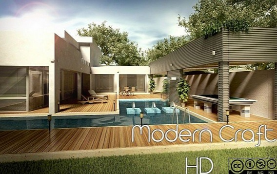 Modern HD Craft 1.16.5/1.15.2