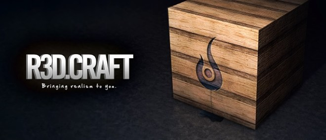R3d Craft Resource Pack Main