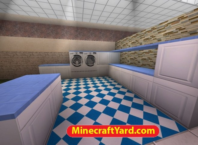 RadPack Appliances and Cabinets Mod 6