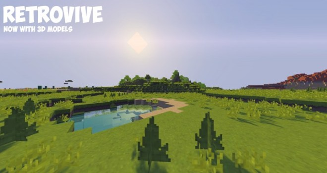 Retrovive Resource Pack