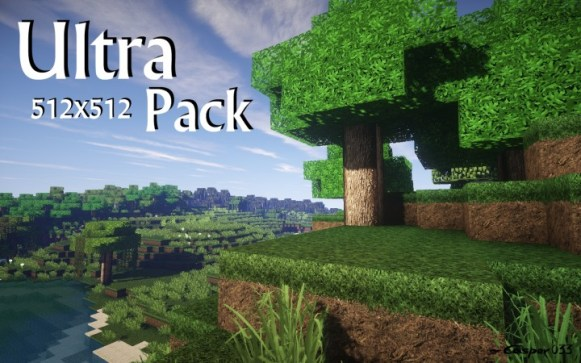 UltraPack Realistic Resource Pack
