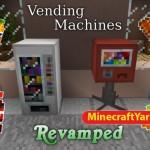 Vending Machines Mod