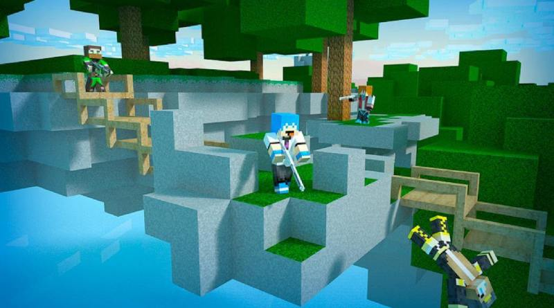 Skyblock Survival Map 1.16.5/1.15.2