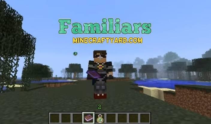 Familiars Mod 1.16.4/1.15.2