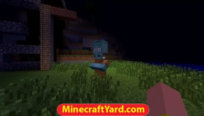 CreepyPastaCraft Mod 2