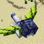 Elytra Green Dragon WIngs 1