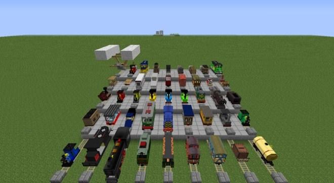 TrainCraft Mod 5