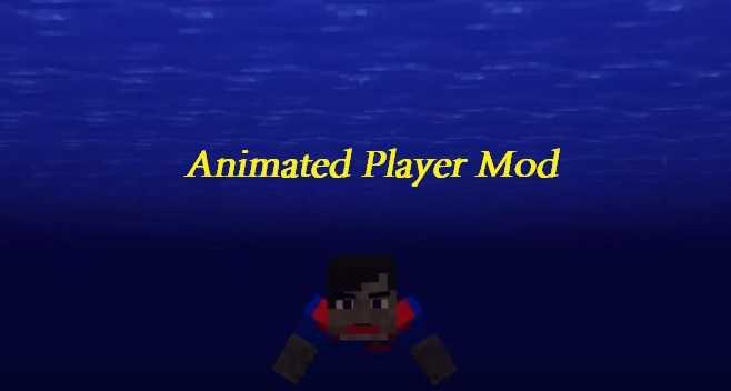 Animal Player Mod 1.15.2/1.14.4/1.13.2/1.12.2/1.11.2