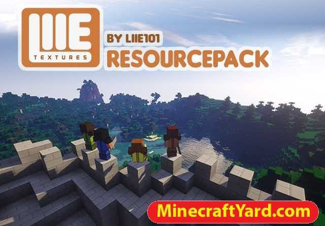 LIIE's Resource Pack Resource Pack 1.13.1/1.13/1.12.2/1.11.2