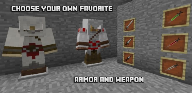 Minecreed Mod 1
