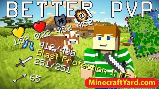 Better PvP Mod 1
