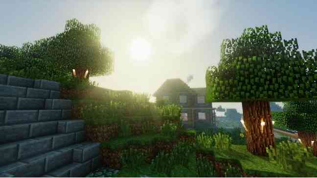 Shaders Mod for Minecraft