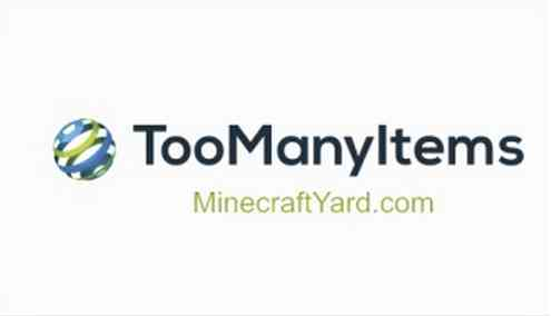 TooManyItems for Minecraft 1.10.1