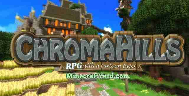 Chroma Hills Resource Pack 1.16.5/1.15.2