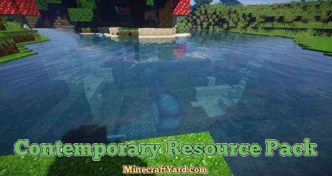 Contemporary Resource Pack 1.16.3/1.15.2