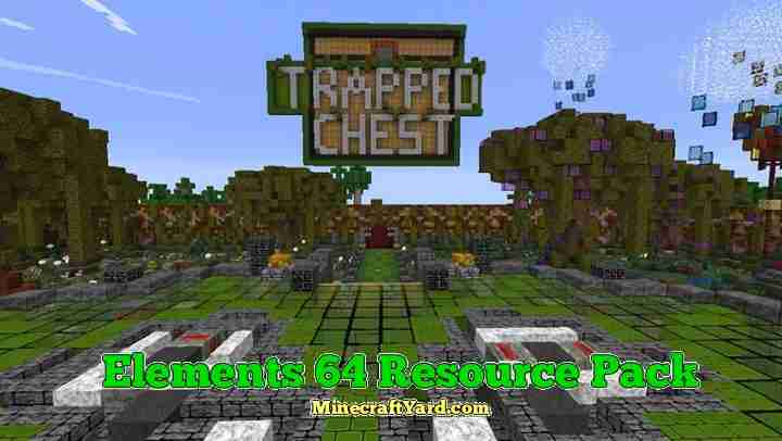 Elements Resource Pack 1.13.1/1.13/1.12.2