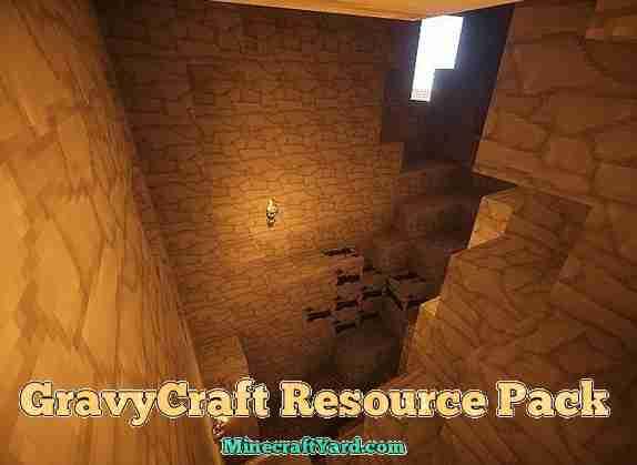 GravyCraft Resource Pack 1.13.1/1.13/1.12.2