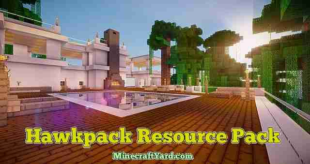 Hawkpack Resource Pack 1.16.4/1.15.2