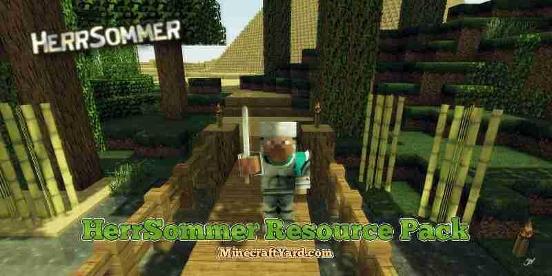 HerrSommer Resource Pack 1.16.5/1.15.2