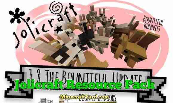Jolicraft Resource Pack 1.16.3/1.15.2