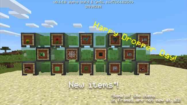 Minecraft Pocket Edition 0.14.3/0.14.2
