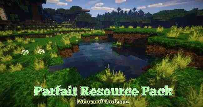 Parfait Resource Pack 1.16.5/1.15.2