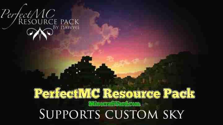 PerfectMC Resource Pack 1.13.1/1.13/1.12.2/1.11.2